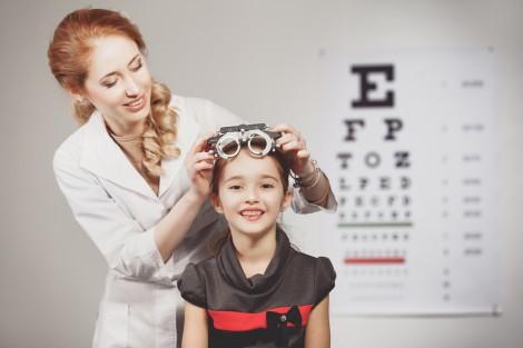 Bērnu acu ārsts