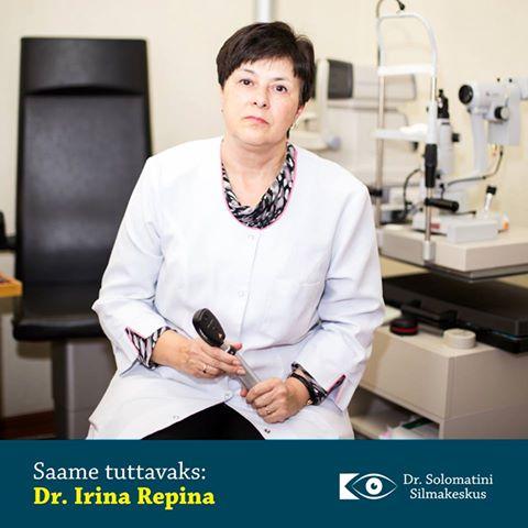 Dr. Solomatina acu centra akcija
