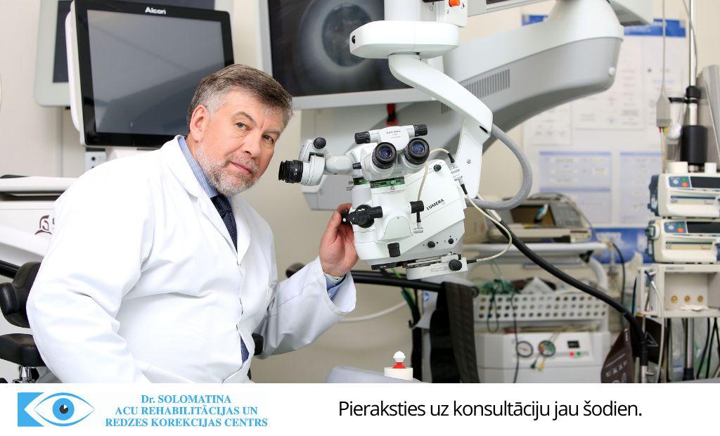 IPL terapija Prof. Igors Solomatins